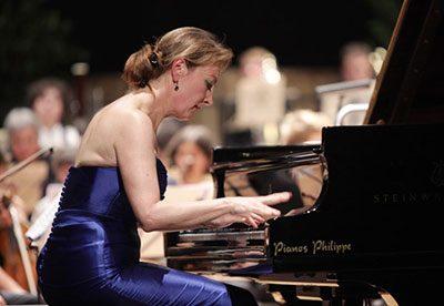 Muza Rubackyte  Pianiste