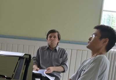 Audition stagiaires académie
