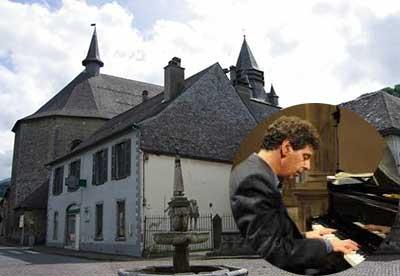Eglise de Campan
